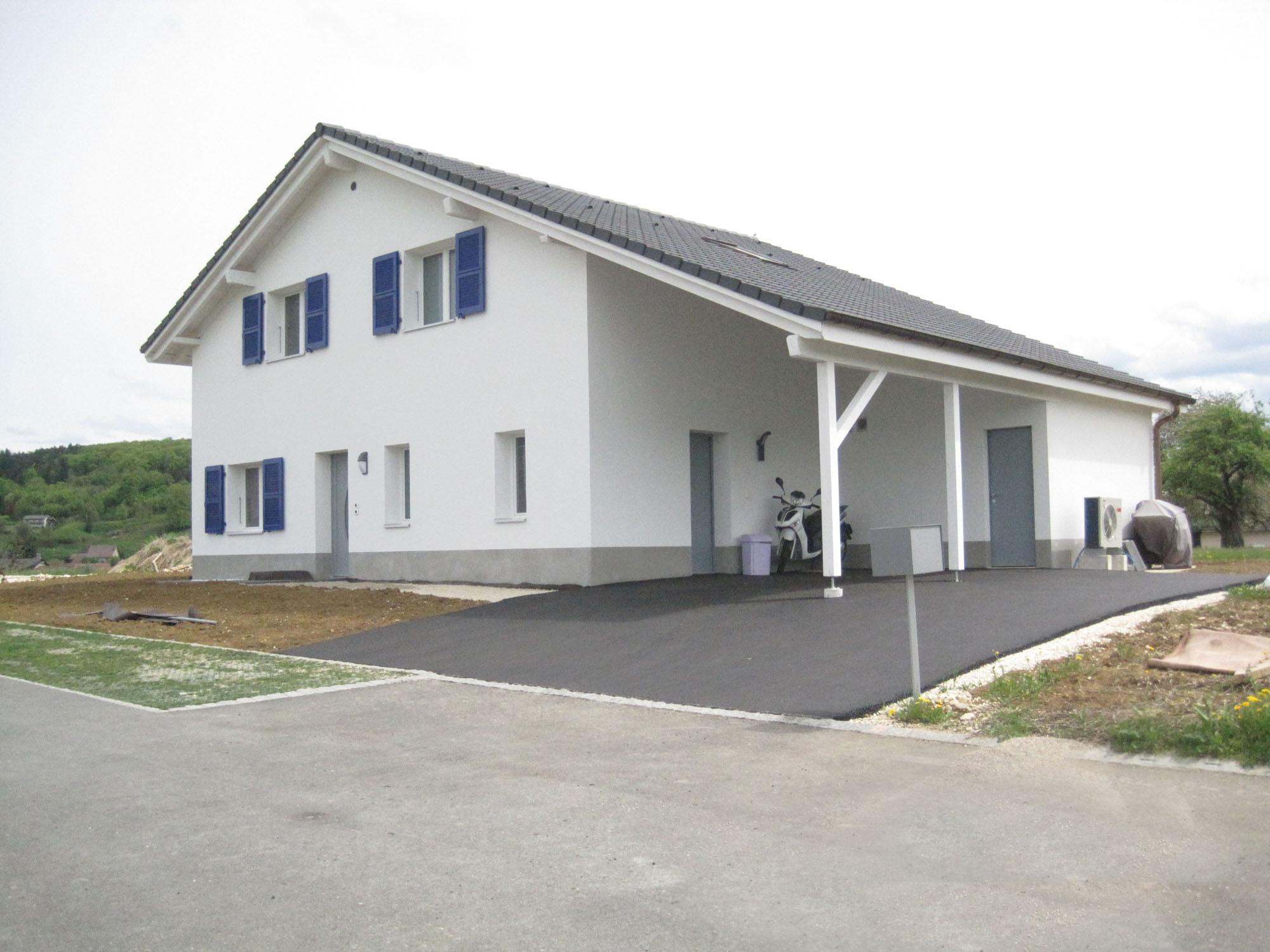 Maison familiale Porrentruy