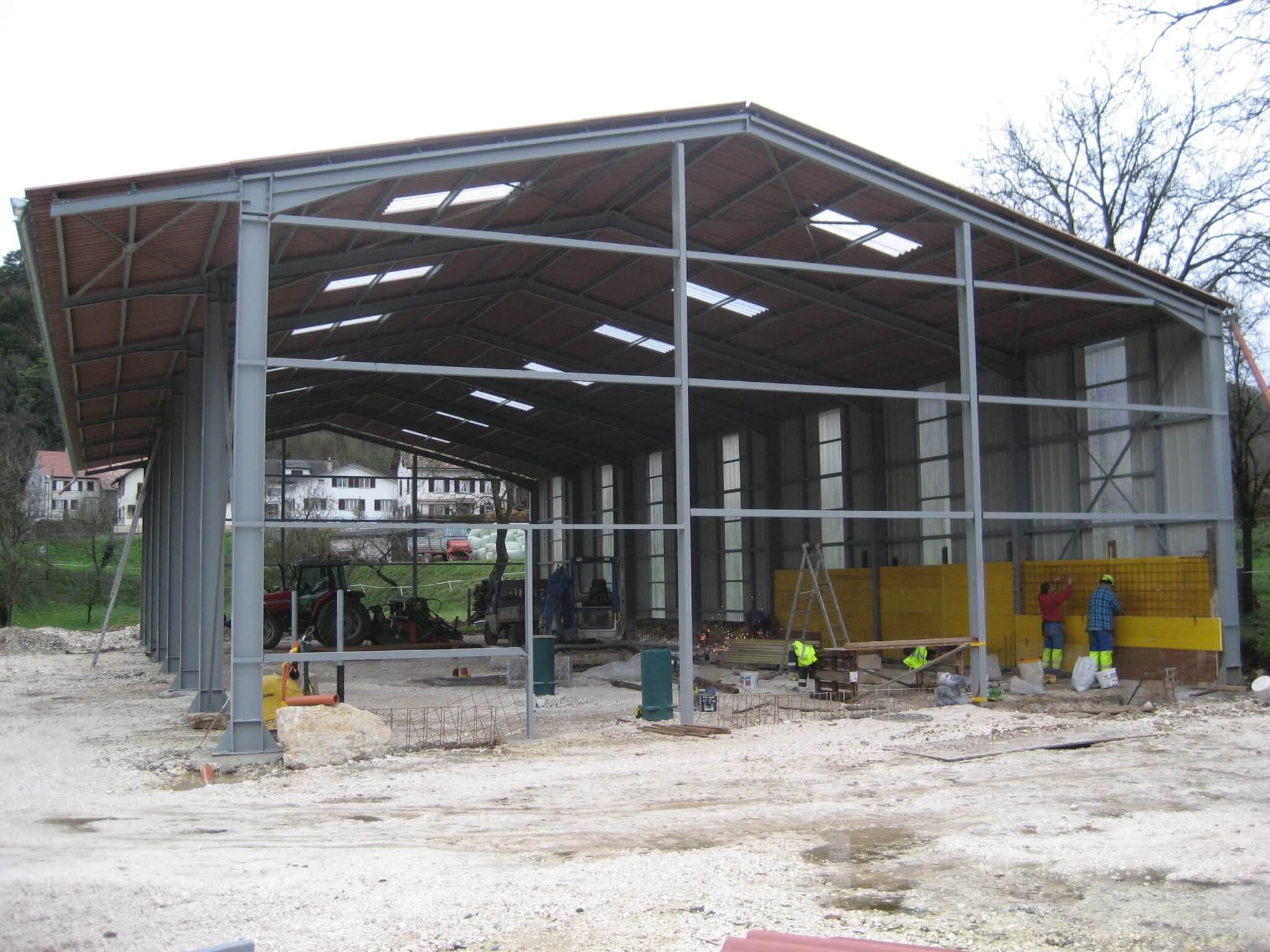 Hangar industriel ou agricole